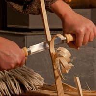 Mora Draw Knife - Wood Splitting Knife